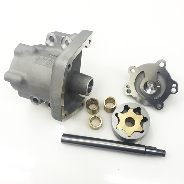 Custom Replacement Oil Pump for Classic Heritage Aston Martins by JMB Services